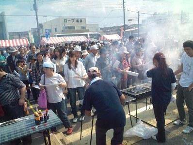 第1回、第2回 銚子の超ぉぃしぃサンマ祭り_